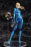 Metroid - Other M Samus Aran Zero Suit Pvc Statue screen shot 1