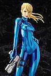 Metroid - Other M Samus Aran Zero Suit Pvc Statue screen shot 3