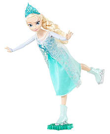 Disney Frozen Ice Skating Elsa Fashion Doll Figurines and Sets