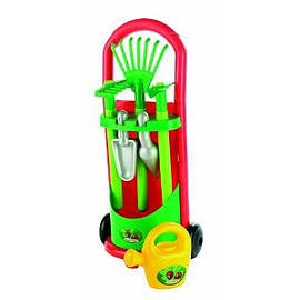 Garden Trolley with Accessories Pre School Toys