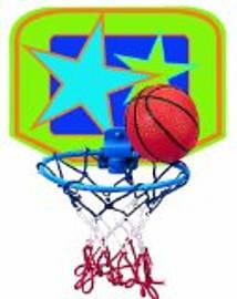 Mini Basketball with PVC Ball Traditional Games