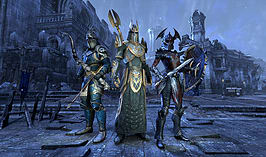 The Elder Scrolls Online: Tamriel Unlimited Crown Edition screen shot 1