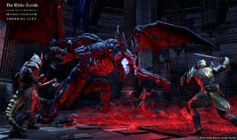 The Elder Scrolls Online: Tamriel Unlimited Crown Edition screen shot 3