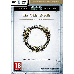 The Elder Scrolls Online: Tamriel Unlimited Crown Edition - Only at GAME PC Games