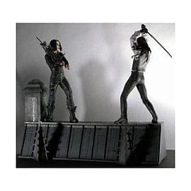 Crow Rooftop Battle Boxed Set 2 Pack Figurines and Sets