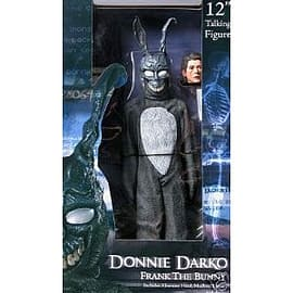 Donnie Darko 12inch Talking Frank the Bunny Figurines and Sets