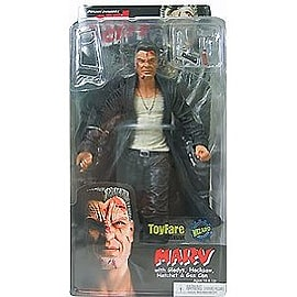 Sin City Marv 7 Inch Figurines and Sets