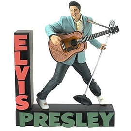 Elvis 7 Inch Early Rockabilly Figurines and Sets
