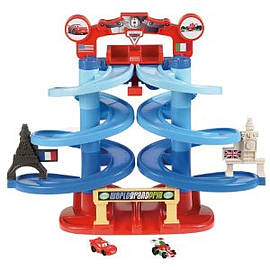 Disney Pixar Cars 2 - Spiral Speedway Figurines and Sets
