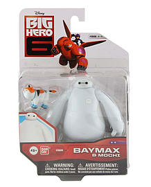 Big Hero 6 10 cm Baymax Action Figure (White) Figurines and Sets