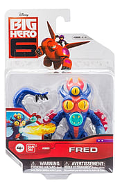Big Hero 6 10cm Fred Figure Figurines and Sets