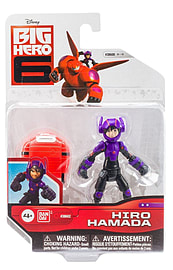 Big Hero 6 10cm Hiro Hamada Figure Figurines and Sets