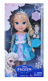 Disney Frozen Elsa Toddler Doll Figurines and Sets