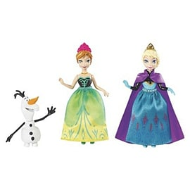 Disney Frozen Royal Sisters Gift Set Figurines and Sets