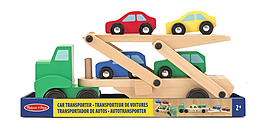 Melissa & Doug Car Transporter Pre School Toys