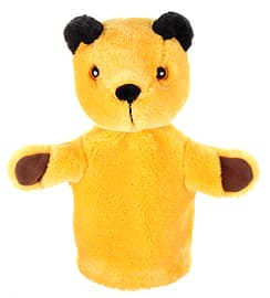 The Sooty Show Official Sooty Hand Puppet Soft Toys