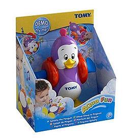 Tomy Splashy the Penguin Bath Toy Pre School Toys