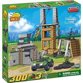 Small Army 300 Pcs Army Training Camp Figurines and Sets