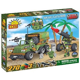 Small Army 300 Pcs Rocket Launcher Figurines and Sets