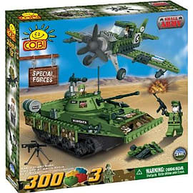 Small Army 300 Pcs Special Forces Figurines and Sets
