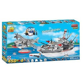 Small Army 450 Pcs Harbour Patrol Figurines and Sets
