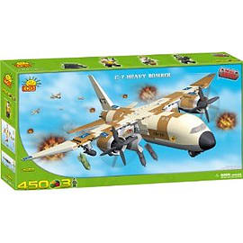 Small Army 450 Pcs Heavy Bomber Figurines and Sets