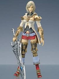 Final Fantasy XII Play Arts - Ashe Figurines and Sets