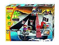 Abrick Pirate Ship Playset screen shot 1