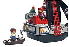 Abrick Pirate Ship Playset screen shot 3