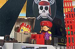 Abrick Pirate Ship Playset screen shot 4