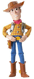 Toy Story 3 Talking Woody Figurines and Sets
