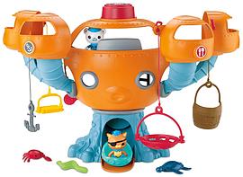 Fisher Price Octonauts Octopod Playset Pre School Toys