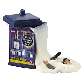 Doctor Who Flesh Goo Pod Figurines and Sets