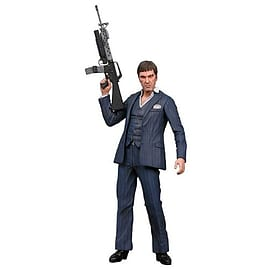 Scarface 18 Inch Action Figure With Sound Figurines and Sets