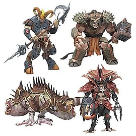 Warriors Of The Zodiac Series 1 Figurines and Sets