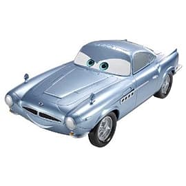 Cars 2 - Secret Spy Attack Finn McMissile Figurines and Sets