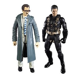 Batman Legacy 2-Pack Wave 1 Action Figure Case (2 Figures) Figurines and Sets