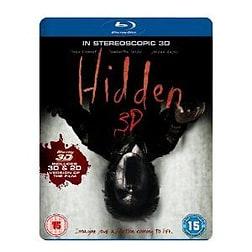 Hidden 3D [Blu-Ray] Blu-ray