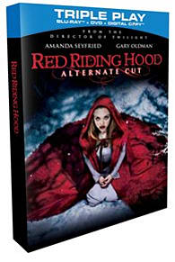 Red Riding Hood Blu-ray