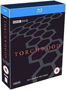 Torchwood: Series 1 Blu-ray