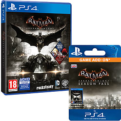 Batman: Arkham Knight - Red Hood Edition with Season Pass - Only at GAME PlayStation 4