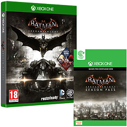Batman: Arkham Knight - Red Hood Edition with Season Pass - Only at GAME Xbox One