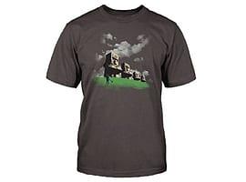 Minecraft T-Shirt - Minecraft Statues (XXL (49 Chest)) Clothing
