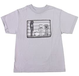 Minecraft T-Shirt - Lineup (KIDS SIZES) (Large (34 Chest)) Clothing