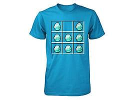 Minecraft Diamond Crafting Boys T-Shirt (7-8 years) Clothing