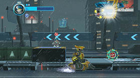 Mighty No. 9 screen shot 3
