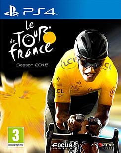 Tour De France 2015 PlayStation 4