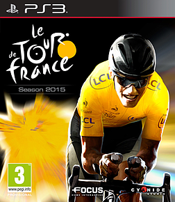 Tour De France 2015 PlayStation 3