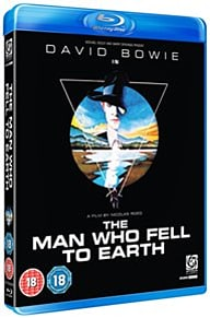 Man Who Fell to Earth Blu-ray