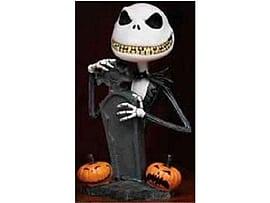 Nightmare Before Christmas - Scary Jack - Headknocker - Neca Figurines and Sets